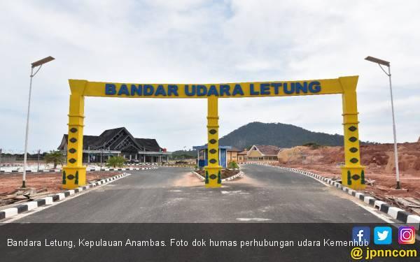 Bandara Letung Siap Sambut Wisatawan - JPNN.com