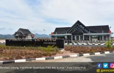 Runway Bandara Letung Terus Diperluas - JPNN.com
