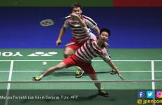 Pesan Pak Jokowi Buat Marcus/Kevin - JPNN.com
