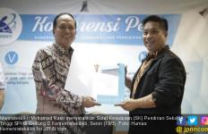 Nasir Berikan Izin PT Kewirausahaan Pertama di Indonesia - JPNN.com