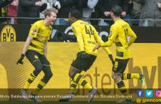 Dibuang Chelsea, Michy Batshuayi Kian Garang di Dortmund - JPNN.com