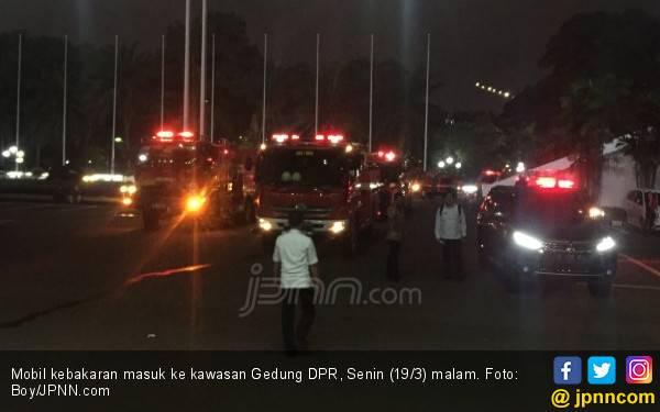 Bamsoet Pastikan Tidak Ada Kebakaran di DPR - JPNN.com
