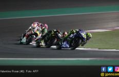 Valentino Rossi Melihat Rombongan Serigala di MotoGP Qatar - JPNN.com
