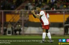 Ferdinand Sinaga dan Diego Michiels Belum Beruntung - JPNN.com