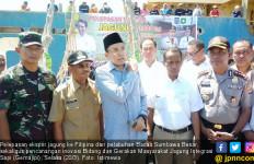 NTB Provinsi Ketiga Ekspor Jagung ke Filipina - JPNN.com