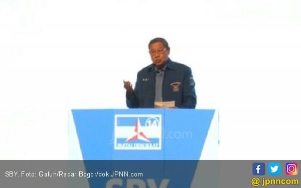 SBY Instruksikan Kader Tak Ikutan Inkonstitusional, Begini Respons Gerindra - JPNN.com