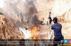 Penambangan Pasir Darat Liar Kembali Marak di Batam - JPNN.com
