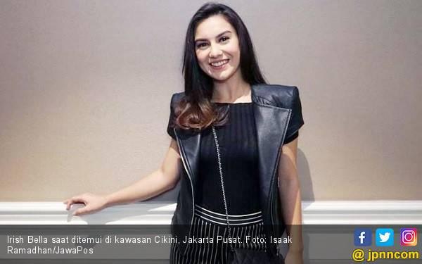 Ammar Zoni Tulis Nama Irish Bella, Pacaran? - JPNN.com