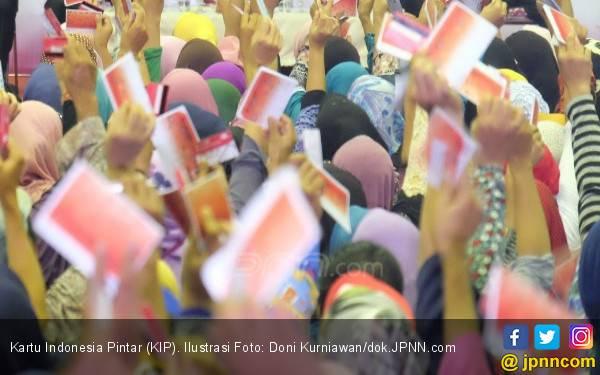 Penyaluran KIP di 2018 Telah Lampau Target - JPNN.com
