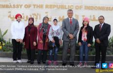 Empat Pekerja Migran Bermasalah Dipulangkan dari Yordania - JPNN.com