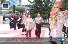 Polri Beri Sambutan Meriah ke Bu Mega, Begini Alasannya - JPNN.com