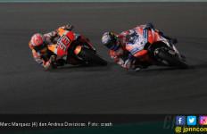 Ducati Ngeri Lihat Performa Marc Marquez di MotoGP Qatar - JPNN.com