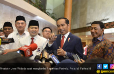 Prabowo Bilang Indonesia Bubar 2030, Begini Respons Jokowi - JPNN.com
