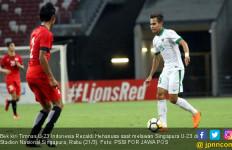 Timnas U-23 Indonesia Menang Telak, Fandi Ahmad Bilang... - JPNN.com