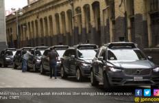 Mobil Tanpa Supir Uber, Elon Musk: Bahayanya Lebihi Nuklir - JPNN.com