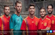 Lawan Jerman, Spanyol Pengin Jajal Gaya Real Madrid - JPNN.com