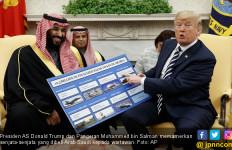 Raja Salman Terbaring di RS, Pangeran MBS Bahas Isu Penting dengan Donald Trump - JPNN.com