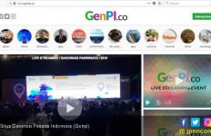 Good, Situs GenPI Makin Kece dengan Teknologi Multicross - JPNN.com