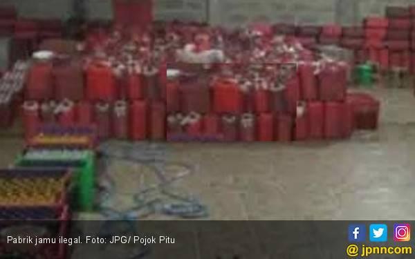 Beginilah Efek Buruk Jamu Ilegal yang Beredar di Pasaran - JPNN.com