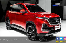 SUV Wuling Terbaru Sapa Rush dari China - JPNN.com