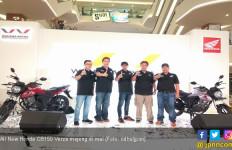 All New Honda CB150 Verza Mejeng di Mal, Harga Rp 19.3 Juta - JPNN.com