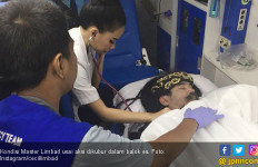 14 Jam Dikubur dalam Balok Es, Master Limbad Sekarat? - JPNN.com