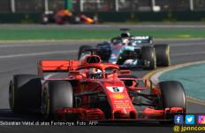 Beda dari Rossi, Vettel Justru Bijak Memaafkan yang Menabrak - JPNN.com