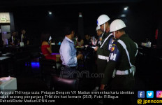 Lima Oknum Anggota TNI Asyik Dugem Kena Razia - JPNN.com