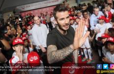 David Beckham Datang Lagi ke Indonesia, Ini Kalimat Candanya - JPNN.com