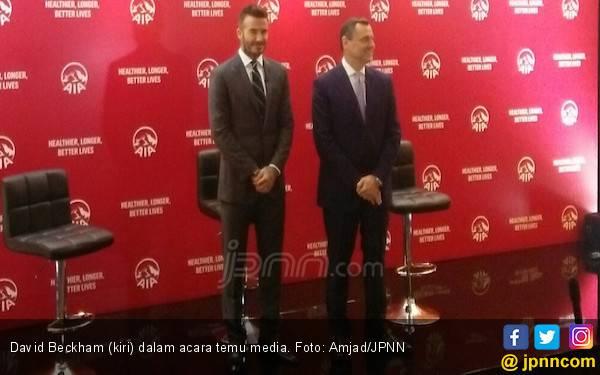 David Beckham Ingatkan Pentingnya Infrastruktur Sepak Bola - JPNN.com