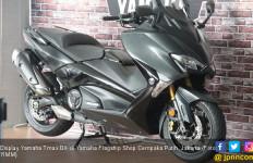 Wow! Beli Yamaha Tmax DX Diskon Muffler Akrapovic - JPNN.com