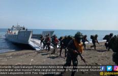 1.050 Prajurit TNI AL Serbu Pantai Jangkar - JPNN.com