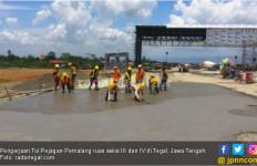 Tol Jakarta – Surabaya, Jalur Fungsional Hanya Siang Hari - JPNN.com