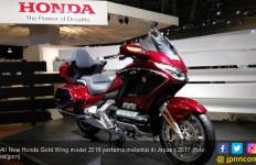 All New Honda Gold Wing Bakal Melantai di IIMS 2018? - JPNN.com
