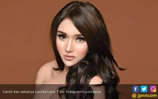 Lucinta Luna Ancam Polisikan Peremas Bokongnya - JPNN.com