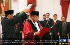 Ini Alasan Istana Tetap Pilih Arief Hidayat - JPNN.com