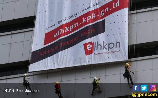 Pejabat Era Jokowi Malas Laporkan Harta Kekayaan - JPNN.com