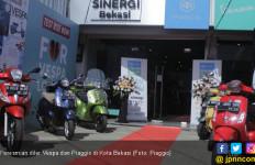 Beli Vespa dan Piaggio di Bekasi Gratis Oli Hingga Aksesori - JPNN.com