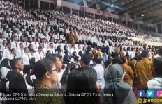 CPNS Pengganti Sudah Terima SK Pengangkatan - JPNN.com