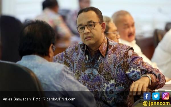 Diteriaki Ganti Presiden, Anies Baswedan Bilang Begini - JPNN.com