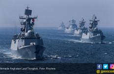 Tiongkok Kembali Pamer Kekuatan di Laut Cina Selatan - JPNN.com