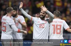 Spanyol Vs Argentina: Isco Catat Rekor Indah - JPNN.com