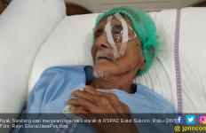 Hamdalah, Nyak Sandang Bisa Melihat Lagi - JPNN.com