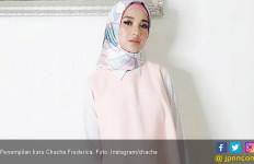 Alhamdulillah, Chacha Frederica Mantap Berhijab - JPNN.com