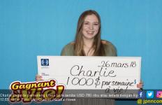 Berkat Lotere, Cewek Ini Jadi Miliarder di Usia 18 - JPNN.com
