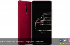 Huawei Garap Ponsel Termahal ala Sedan Sport, Cek Harganya! - JPNN.com