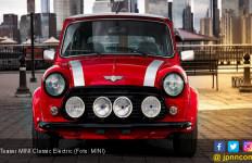 Wow! MINI Classic Electric Pertama Segera Meluncur - JPNN.com