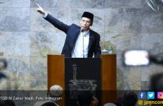Fadlin: TGB Terbukti Menyentil SBY - JPNN.com