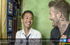 David Beckham Minta Diajari Bahasa Jawa, Lucu, Ngakak Banget - JPNN.com