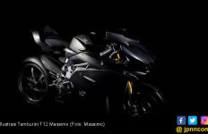 Tamburini T12 Massimo, Sportbike Paling Menawan - JPNN.com
